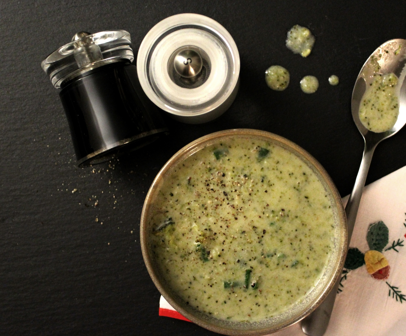 Paleo Cream of Broccoli Soup Thumbnail